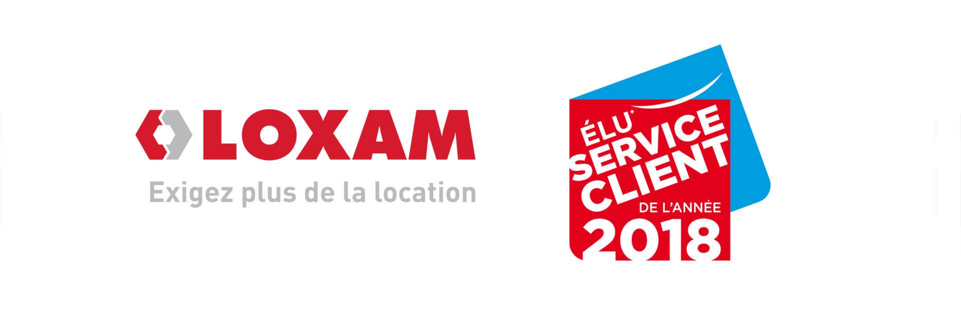 """<p><strong class="""" hr"""">LOXAM EST ÉLU SERVICE CLIENT DE L'ANNÉE 2018, </strong>POUR LA QUALITÉ DE SA RELATION CLIENT</p>"""