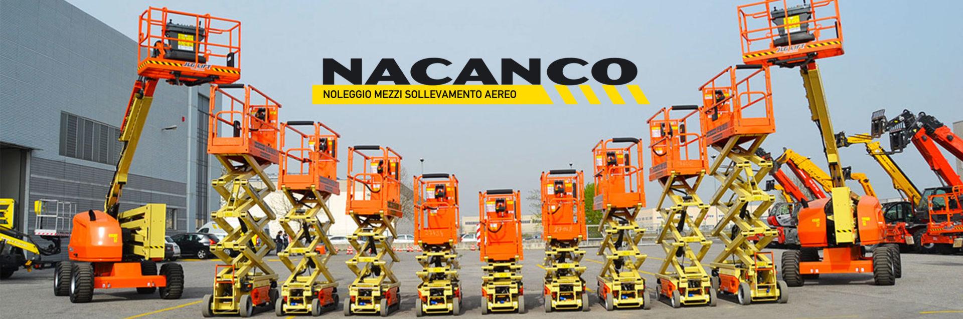 LOXAM entre sur le marché italien avec l'acquisition du loueur Nacanco